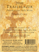 SOLD OUT! 2011 Trailblazer Red - North Coast  $23